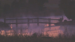 Foggy Bridge