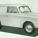 Trabant Van (Late 1950s/Early 1960s)