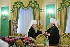 02. Заседание Священного Синода РПЦ 07.03.2018