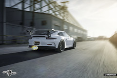 Speed Shield Porsche 911 GT3RS (Mike M. Photos) Tags: porsche mikemphotos speedshield clearbra wrap flames dallas sony a7rii sonya7rii
