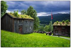 Meldal bygdemuseum 75 år (#30) (Krogen) Tags: norge norway trøndelag meldal meldalbygdemuseum historie history krogen fujifilmx100 noruega norwegen noreg noorwegen sommer summer