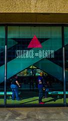 2018.03.11 Silence = Death, Visibility = Life, Hirshhorn Museum, Washington, DC USA 3889