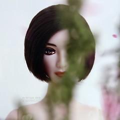 Sonmi (Artemis_Arty) Tags: doll barbie barbiedoll art fashiondoll fanbingbing mattel