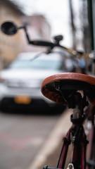 """Back Seat"" (36D VIEW) Tags: helios 81h street mirrorless sony a7rii a7rm2 vintage bokeh legacy beyondbokeh bicycle bokehlicious dof russian zenit prime 50mm fullframe"