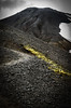 on the way to Bláhnjúkur (vernerbrugger) Tags: soil bláhnjúkur iceland mountain landmannalaugar landscape moss