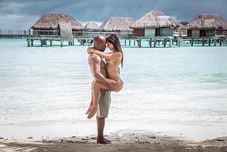 Honeymoon Photography - Bora Bora - SV Photograph
