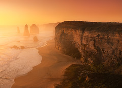 The Twelve Apostles (Mark McLeod 80) Tags: 12apostles australia markmcleod markmcleodphotography sunset vic cliff greatoceanrd ocean seastacks seascape landscape