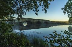 Ross Bridge (Bev-lyn) Tags: ross bridge historic history convicts outdoor morning water hanks