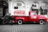 Old Fashioned Coke Napping (Asarum Images (asarumimages.weebly.com)) Tags: coke cocacola truck prague red brand push canon canonphotography canoneos6d asarumimages asarum