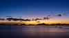 El Nido, Palawan sunset (fredrik.gattan) Tags: sunset dusk evening light moon silhouette sky orange seascape landscape boats exposure long clouds el nido palawan philippines elnido blue paradise tropic