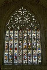 West window of York Minster (♥ Annieta ) Tags: annieta juli 2017 sony a6000 holiday vakantie england scotland uk greatbritain york kathedraal cathedral minster allrightsreserved usingthispicturewithoutpermissionisillegal raam window fenêtre glasinlood stainedglass