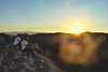 When the sun goes down (Anselmo Portes) Tags: atacama sanpedrodeatacama desertodoatacama atacamadesert sunset pordosol silhouette silhueta sun deserto desert light people