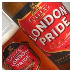 Cheers!! (Vincent_GB) Tags: pint bitter fullersbrewery london beer ale chiswick fullers londonpride