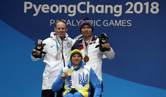 Paralympic_Medal_Ceremony_40 (KOREA.NET - Official page of the Republic of Korea) Tags: 2018 평창 메달시상식 2018평창동계패럴림픽 korea 2018pyeongchangwinterparalympic pyeongchangolympicplaza 평창올림픽플라자
