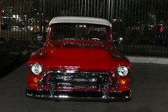 Show is Over (bballchico) Tags: grandnationalroadstershow carshow chevrolet pickuptruck