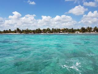 Mahahual, Quintana Roo, Messico