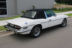 1973 Triumph Stag (jeremyg3030) Tags: 1973 triumph stag cars british v8 convertible