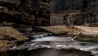 An der Grundmühle - Dolsky Myln