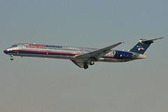 EP-ZAE - MD-82 - Zagros Air (Rui _Miguel) Tags: epzae thr oiii md82 zagrosair tehran
