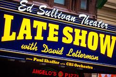 David (Thomas Hawk) Tags: america davidletterman edsullivantheater lateshowwithdavidletterman letterman manhattan newyork newyorkcity usa unitedstates unitedstatesofamerica fav10