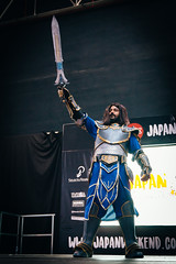 """Japan Weekend Barcelona 2018 Pasarela Cosplay • <a style=""""font-size:0.8em;"""" href=""""http://www.flickr.com/photos/140056126@N03/25899939647/"""" target=""""_blank"""">View on Flickr</a>"""
