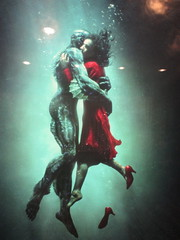 The Shape of Water Movie Poster 6473 (Brechtbug) Tags: the shape water movie poster 2017 guillermo del toro sally hawkins doug jones gilman creature from black lagoon monster universal pictures studio monsters new york city green creatures undead zombie cadaver its alive scary horror terror halloween fright moody shadow shadows face portrait hollywood transylvania holiday amphibian fish man