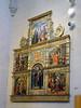 Retablo Santa Marta de Anton de Arara y Pedro de Lasao s. XVI Museo de Navarra capilla (Rafael Gomez - http://micamara.es) Tags: retablo santa marta de anton arara y pedro lasao s xvi museo navarra capilla