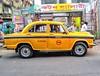 Taxi no 9211 (hasanzahid7139) Tags: tourindia india kolkata daires mobilephotography mobileshot cars colorsoflife yellow street road