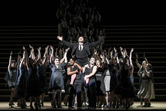 The Royal Opera Chorus on the physical and vocal challenges of performing <em>Carmen</em>