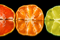 Citrus Traffic Light (places_lost) Tags: citrus macromondays