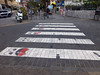 Zebra Crossing (Nicote) Tags: puerto de la cruz is city municipality northern part island tenerife canary islands spain martiánez pools lagomartiánez completed designed by famous architect césar manrique elcarnaval held every year ash wednesday middle carnival paraguas paraglide