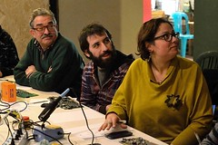 Ora e sempre Resistenza! Basic electronic course, held in Palermo http://ift.tt/1rcFgXM #electronics #teaching #course #learning #makers #circuits #scrap #computer #circuit #maker #laboratory #programmable #tech #tecnology #projects #vintagecomputer #broa (Museo dell'Informatica Funzionante) Tags: musif miai freaknet dyneorg trasformatorio
