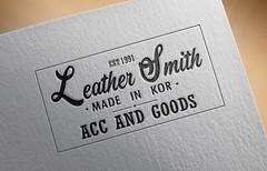 01 Logo Mockup - by PuneDesign (GVG STORE) Tags: leather belt wallet americancasual vintage mensstuff menswallet lightercase gvg gvgstore gvgshop