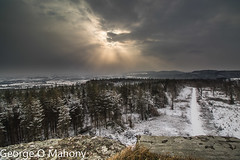 Portlaw Tower Sunburst 3 (George O Mahony) Tags: portlaw waterford beastfromtheeast