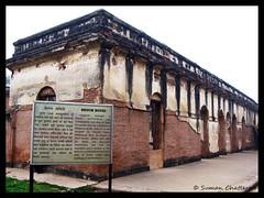 The Begum Kothi, Residency, Lucknow (Suman Chatterjee) Tags: lucknow oudh awadh baraimambara hussainabad nawab rumidarwaza gomtiriver chotaimambara machchibhawan saadatkhan shujauddaula asafuddaula saadatalikhan wajidalishah residency sumanchatterjee