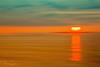 essence of sunset (Mylinda Cane) Tags: icm lakemichigan portagelakefront indianadunesnationallakeshore sunset abstract blueandorange