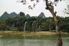 Chongzuo shi, Guangxi, China Feb 2018-45 (David N. Berger) Tags: chongzuo china davidnberger travel daxian waterfalls transnational vietnam beautiful explore backpack trip water winter guangxi