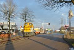 402, Tilburg, 08-03-2018 (Maarten (MHS84)) Tags: shunter 402 tilburg malaszewicze małaszewicze loven rpb railportbrabant railstaffing sggmrss