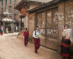 Nepal - Bhaktapur (Göran Höglund (Kartläsarn)) Tags: bhaktapur nepal 2011 världensresor nikon d700 kartläsarn göranhöglund kartlasarn himalaya