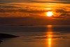 Sunset today (Vagelis Pikoulas) Tags: sun sunset spring reflection reflections colour colors color porto germeno greece attiki attica view landscape sea seascape march 2018 clouds cloudy cloud tamron 70200mm vc