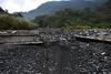 Damaged Road 1 (Bob Hawley) Tags: asia taiwan nikond5500 nikon18140mmf3556vrdx outdoors mountains rivers valleys forest nature sandimen pingtung cars typhoondamage evening