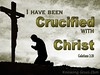 Crucified With Christ (sbanda7) Tags: crucified with christ