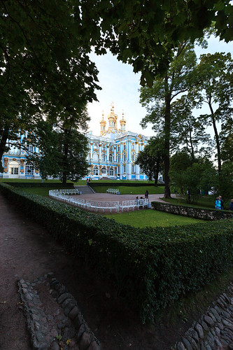 Catherine Palace. Church of Resurrection 1.