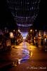 Day 72: Regent Rain (Howie1967) Tags: reflection wet damp norfolk lights twinkle night dark road winter