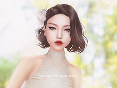 [monso] My Hair - Jenny (Sora A [monso]) Tags: monso collabor88 c88