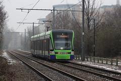 Croydon Tramlink 2556 (TC60054) Tags: croydon london tfl tramlink stadler variobahn tram tramway light rail railway metro lrv