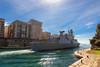 Uscita Andrea Doria (Antonio Ciriello PhotoEos) Tags: taranto puglia apulia italia italy ponte bridge pontegirevole swingbridge canalenavigabile mare sea seascapes canon eos600d 600d canoneos600d rebelt3i 1022 canon1022