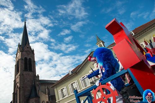 "Mülhüser Waggis au Carnaval de Village Neuf • <a style=""font-size:0.8em;"" href=""http://www.flickr.com/photos/139867357@N04/40575001362/"" target=""_blank"">View on Flickr</a>"