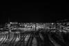 Feierabend.... (Harry Pammer) Tags: bw bnw black white sw schwarz weiss city stadt vienna wien austria monochrome monochrom rails railway schienen trains train zug züge westbahnhof station