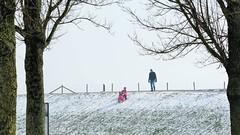 Winter (Omroep Zeeland) Tags: boulevard vlissingen winter natuur walcheren zeeland weer weerfoto buienradar meteogroup sneeuw slee